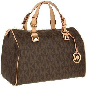 Michael Kors Grayson Women's Handbag Satchel Bag 30T1MGYS3B
