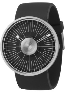 o.d.m. Watches Silver/Black Michael Young 03