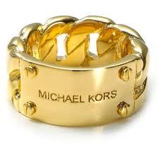 MICHAEL Michael Kors Michael Kors ID Band Ring