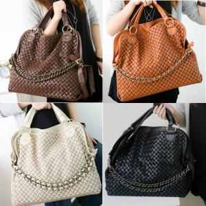 Women Handbag New Fashion leather Lady Hobo Tote Shoulder Bags Satchel Purse