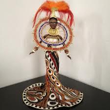 Bob Mackie Fantasy Goddess of Africa 1999 Barbie Doll